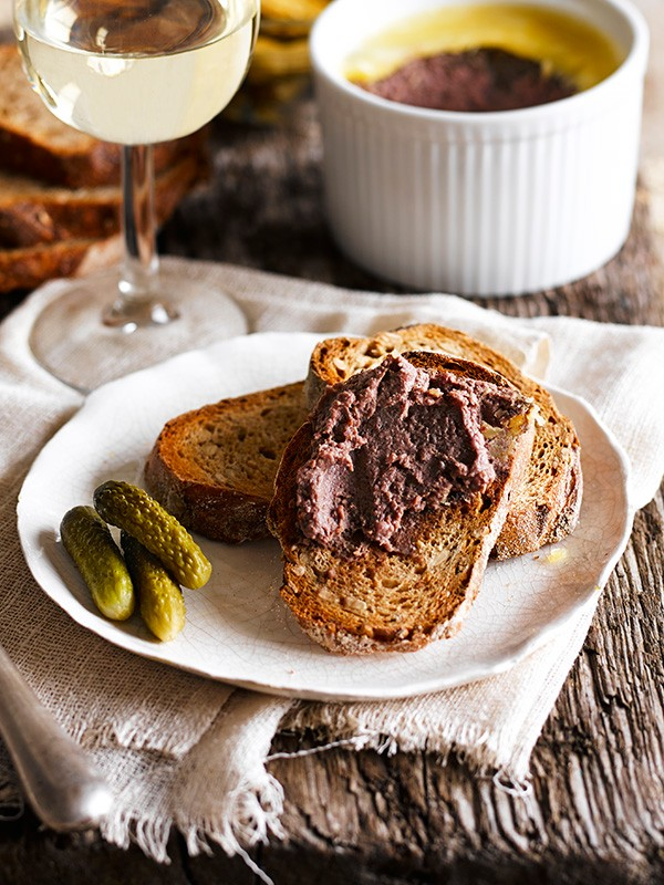 Chicken Liver Pâté Recipe