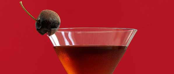 Christmas Cocktail Martini