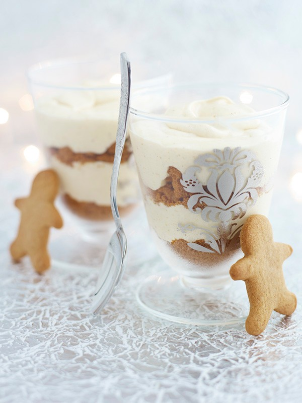 Easy Gingerbread Recipe with White Chocolate