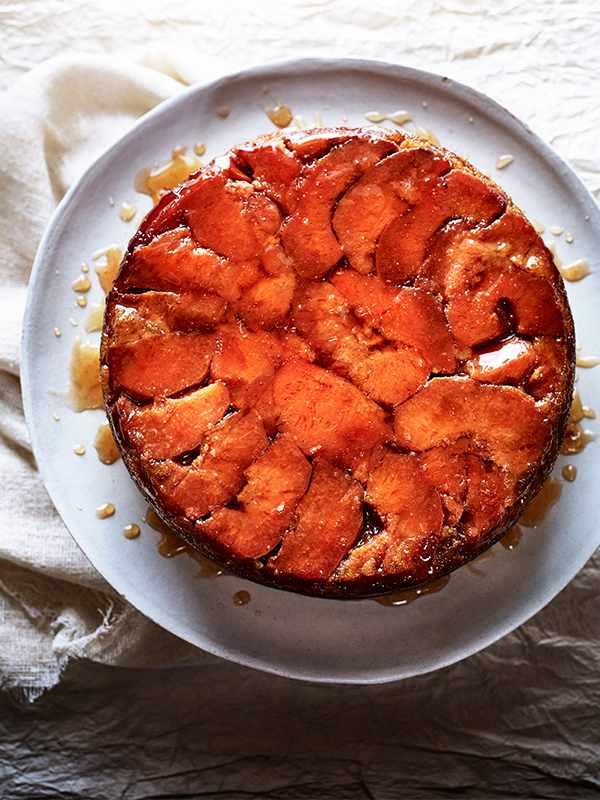 Quince and Honey Cake Recipe