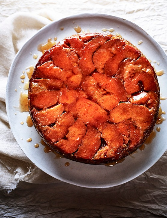 Quince and Honey Cake Recipe