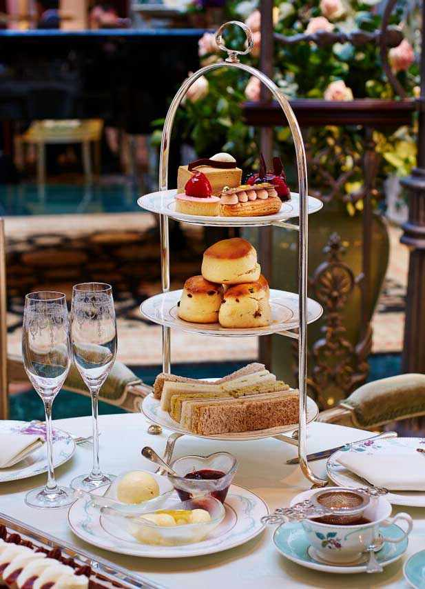 The Savoy Afternoon Tea Review