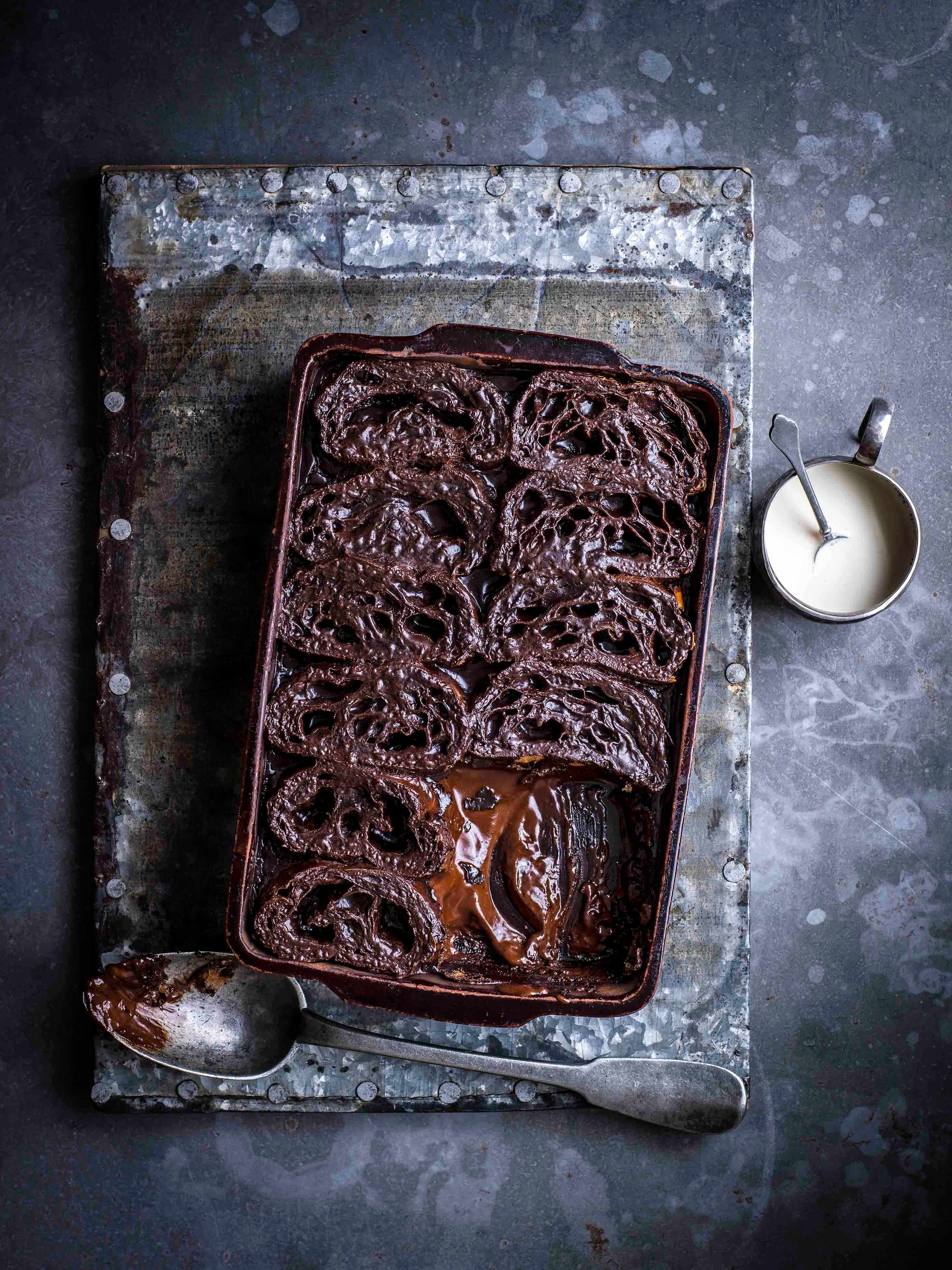 Pain Au Choc Bread And Butter Pudding Recipe
