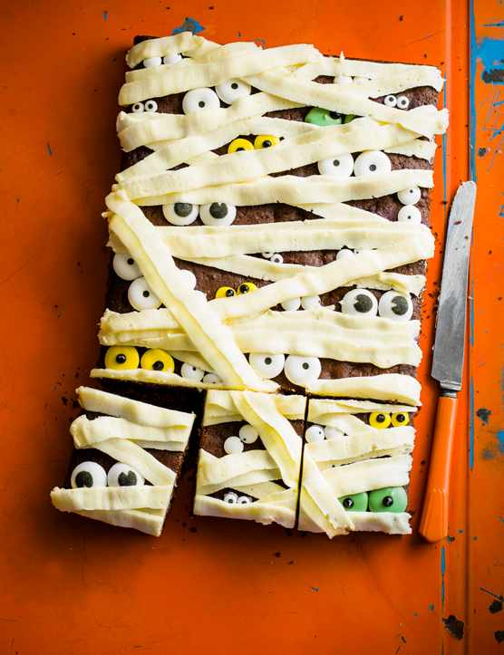 Spooky Cake Recipe for Halloween