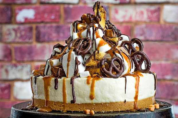 For The Adventurous Friend Freakshake Cheesecake Who Said Your Birthday Cake