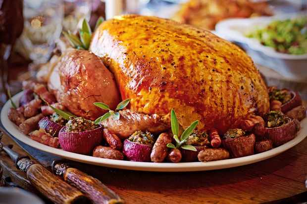 Turkey Stuffing Recipe with Bay and Lemon