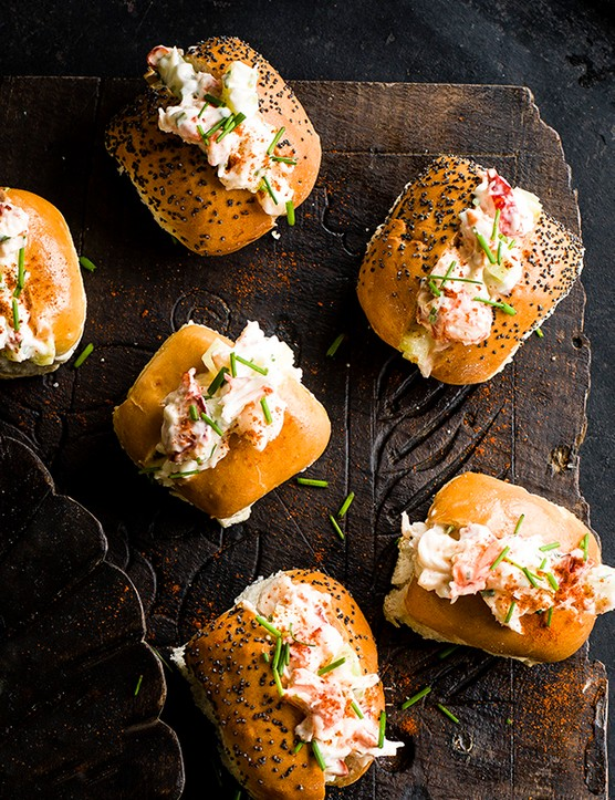 Mini Lobster Rolls Recipe