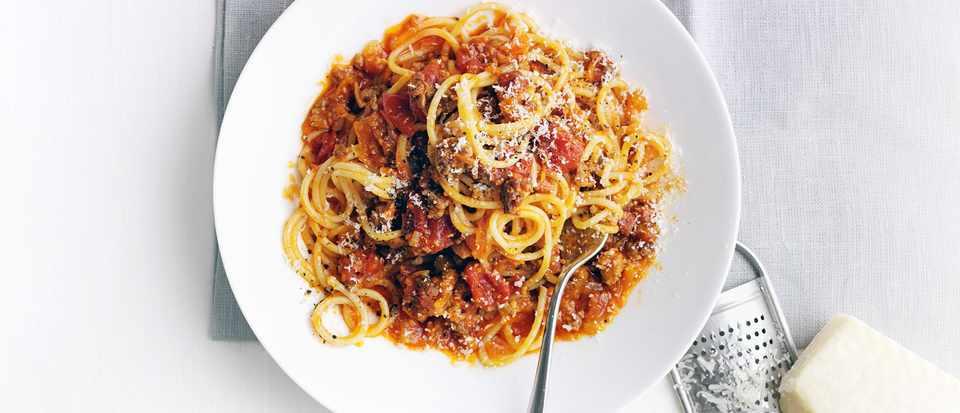 Best Ever Spaghetti Bolognese Olivemagazine