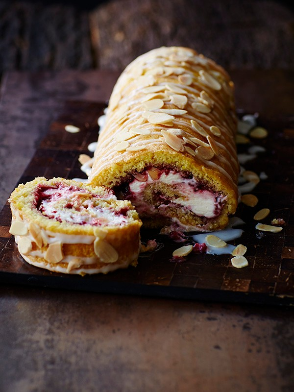 Raspberry Roulade Recipe