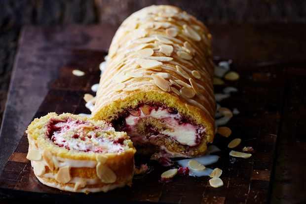 Raspberry Roulade Recipe