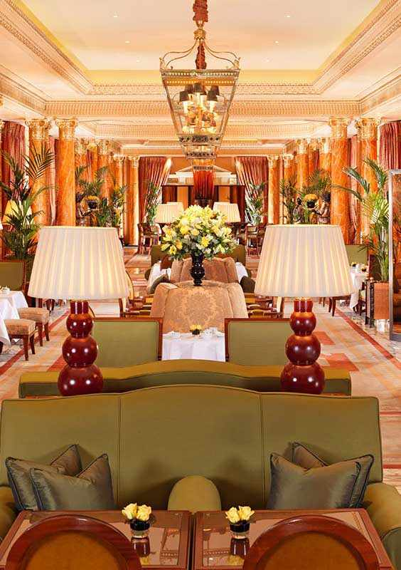 The Dorchester Afternoon Tea Review