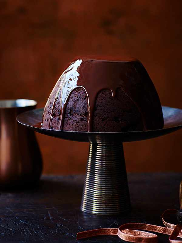 Melt in The Middle Chocolate Pudding Recipe with Lindt
