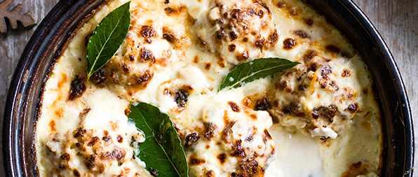 Cauliflower Cheese Gratin Recipe