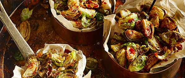 Deep-Fried Brussels Sprouts Recipe