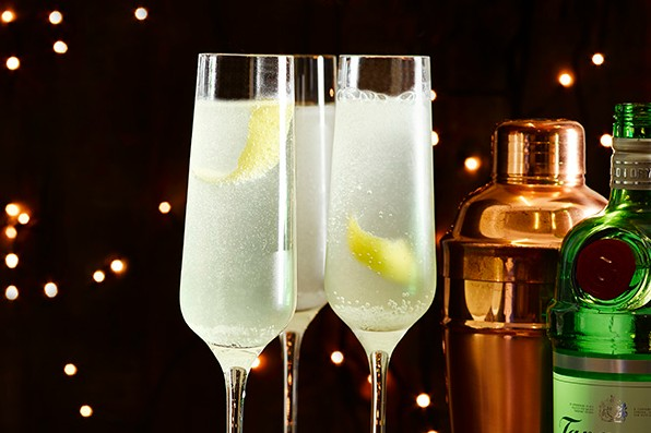 French 75 Cocktail Recipe