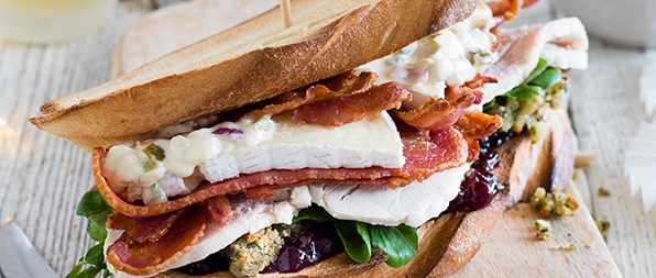 Christmas Sandwich Recipe