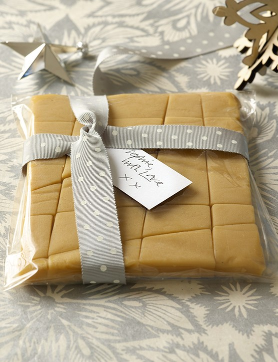 Baileys and White Chocolate Fudge Recipe