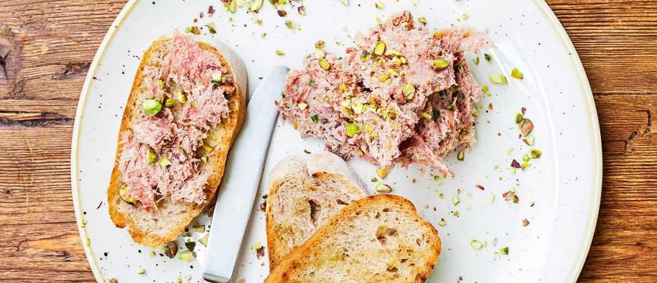 Ham Hock Rillettes Recipe