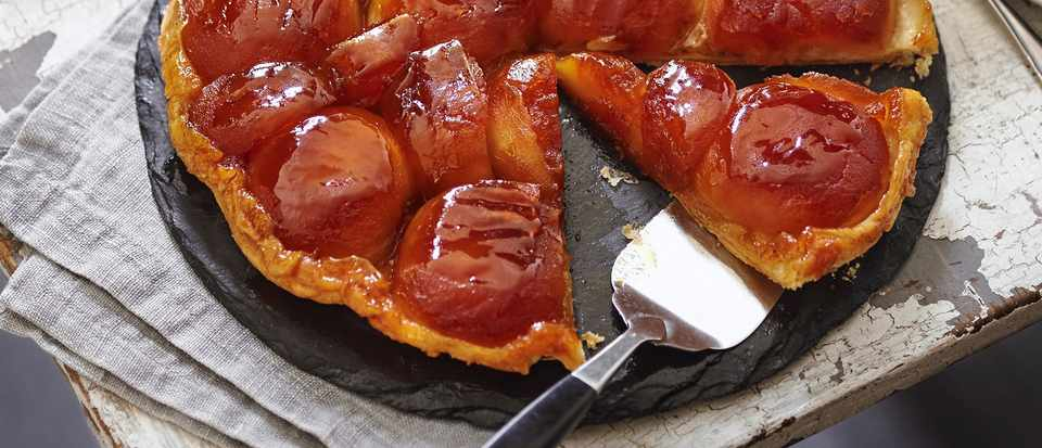 What wine to drink with tarte tatin