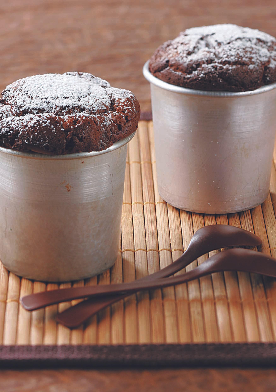 Nutella Soufflé Recipe