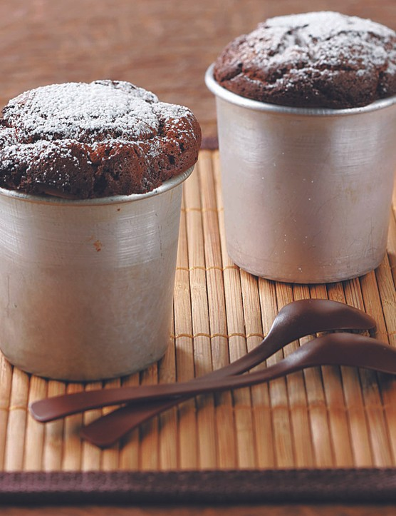 Nutella Soufflé Recipe