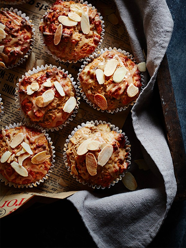 Banana Nut Muffins Recipe