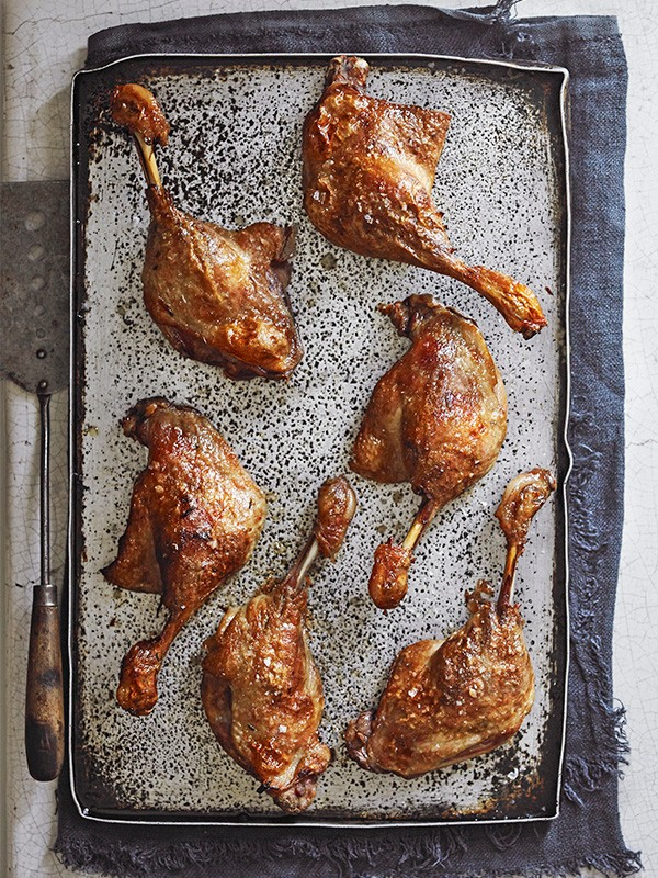 Easy Duck Confit Recipe