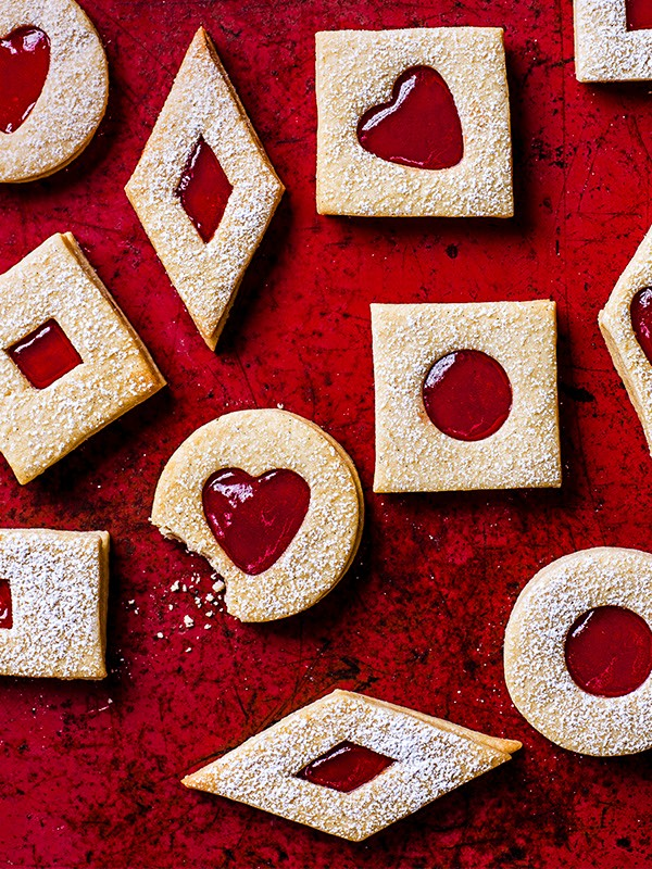 Jammy Dodger Recipe