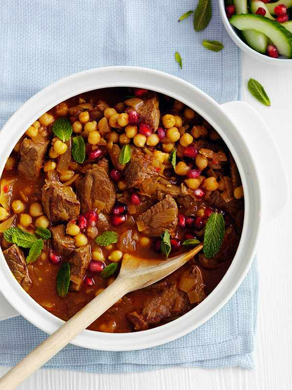 Persian Lamb Stew Recipe Olivemagazine