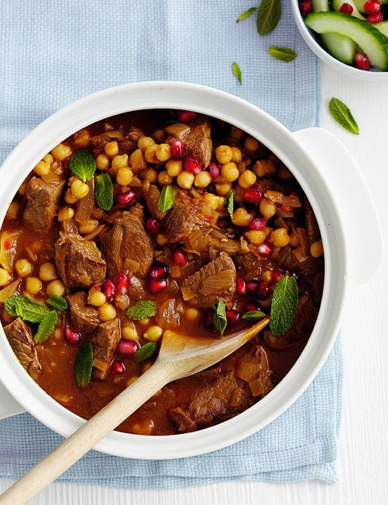 Persian Lamb Stew Recipe