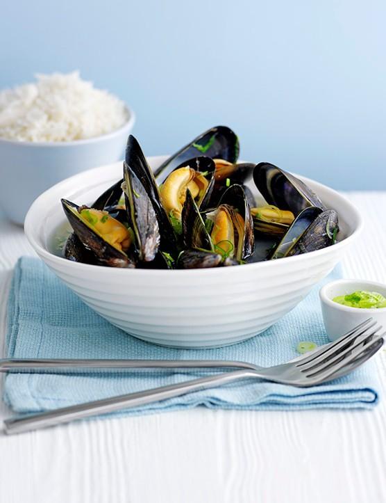 Miso Mussels Recipe