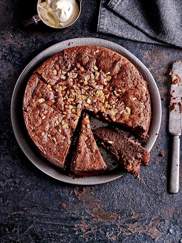 Nutella Cake Recipe with Baileys Cream Recipe