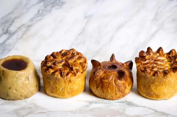 Pie Week - Chef Calum pies