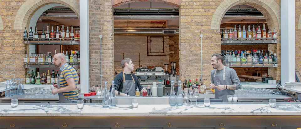 Charlotte's W5, Ealing, London: restaurant review
