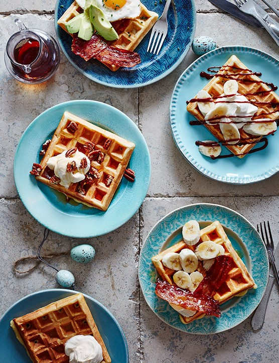 Easy Waffles Recipe