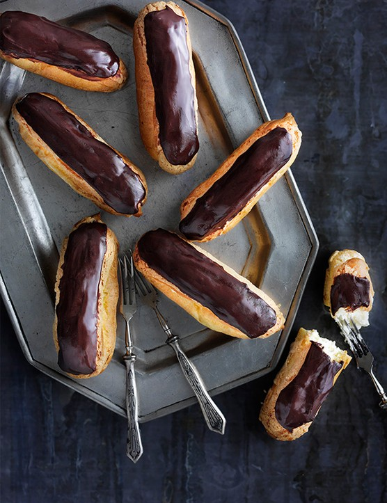 Chocolate Eclair Recipe