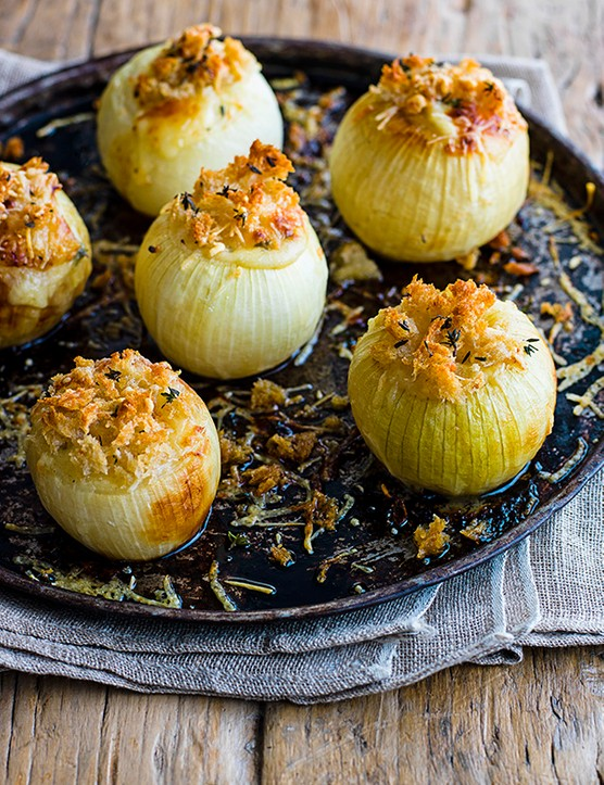 Baked Onion Recipe
