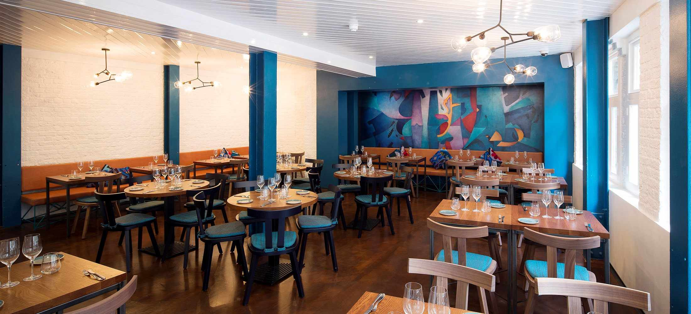 Covent Garden Restaurants