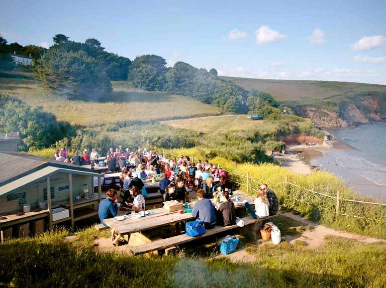 Restaurants with a view across the UK