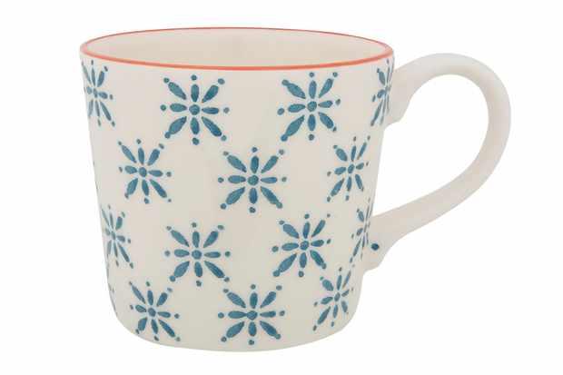 amora mug navy