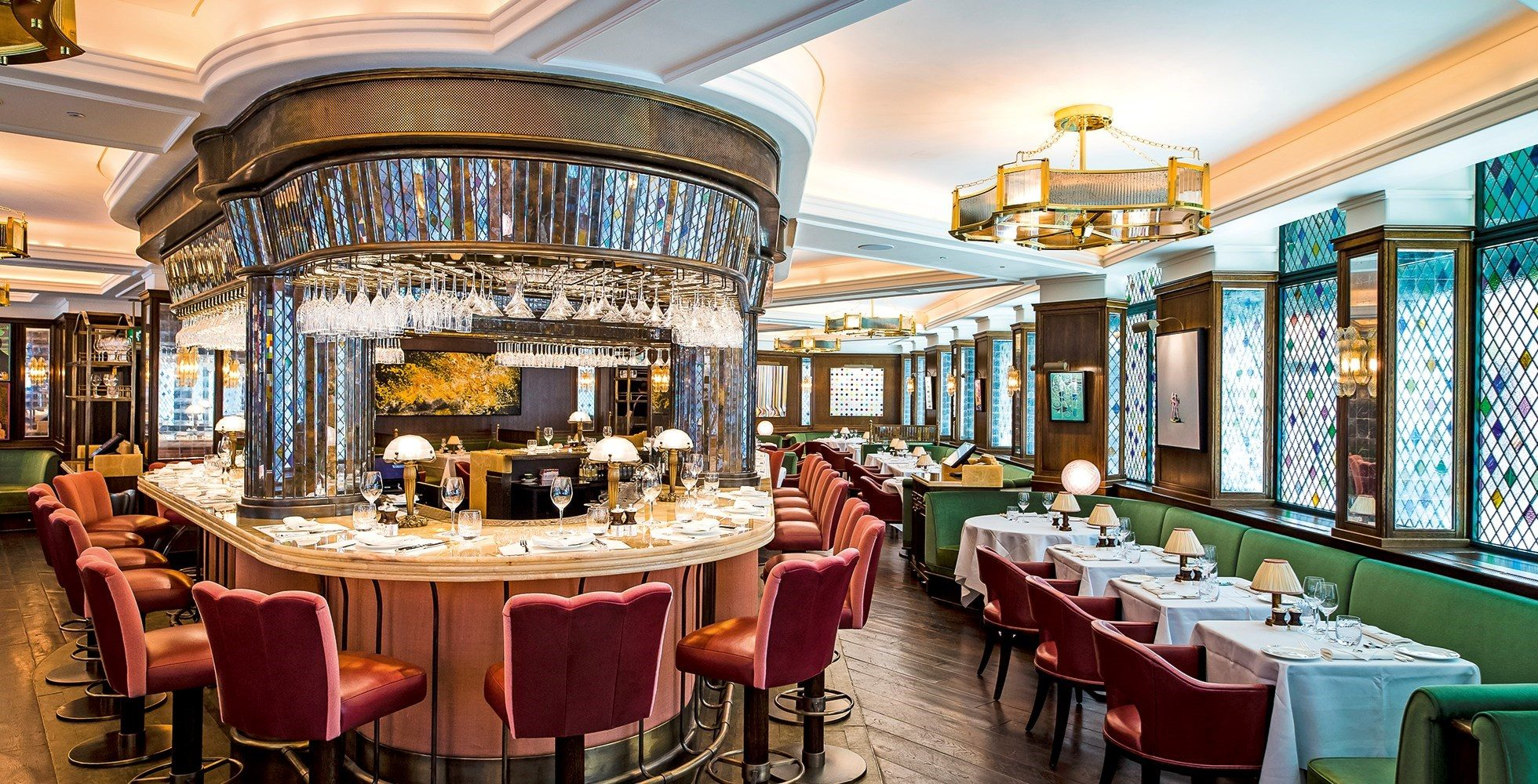 The most romantic restaurant in london