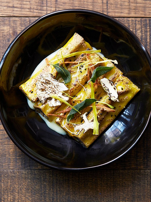 Cauliflower and Fontina Cannelloni Recipe