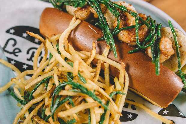 Le Bun Street Food