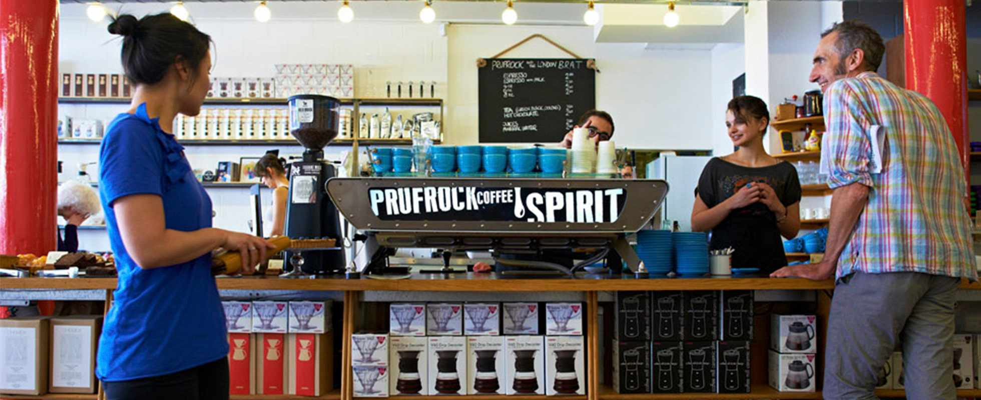 Best Barista Courses in the UK