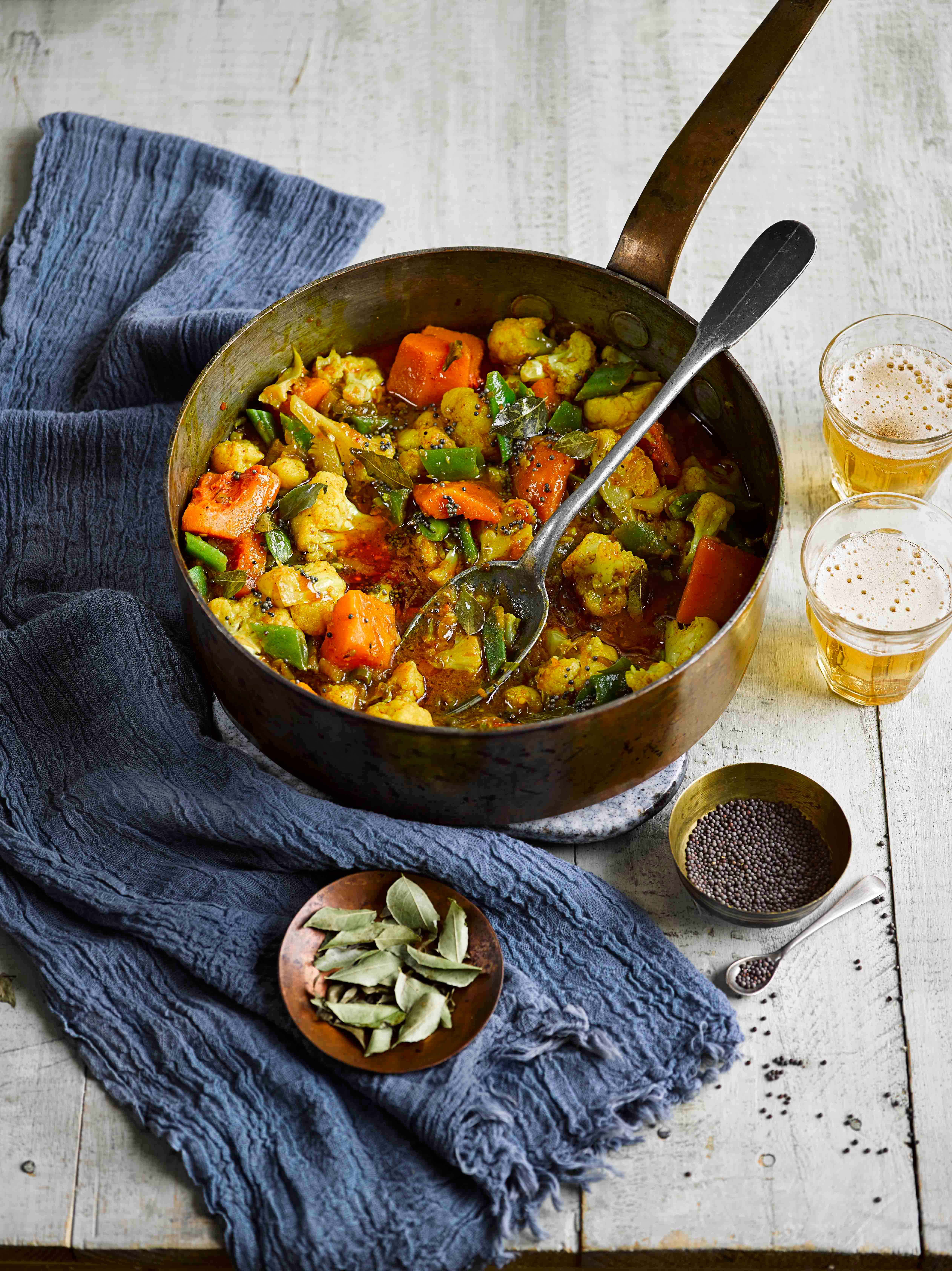 Sri Lankan Vegetarian Curry Recipe