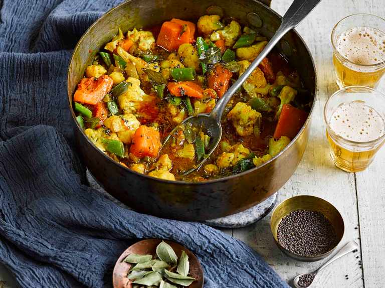 32 Vegetarian Curry Recipes For Easy Vegetable Curry Ideas