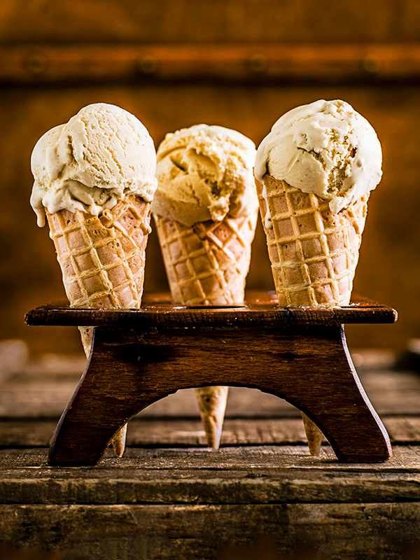 Brown Butter Ice Cream Recipe