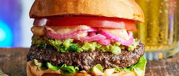 Vegan Black Bean Burger Recipe Olivemagazine