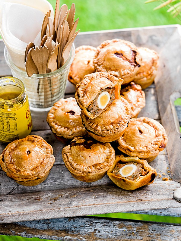 Mini Pork Pie Recipe For a Picnic
