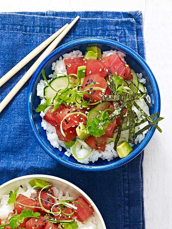 Ahi Poke Recipe For Tuna Poke